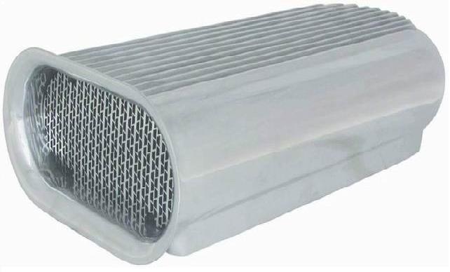 Hillborn Style Aluminum Air Scoop