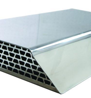 Aluminum Fabricated Air Scoop