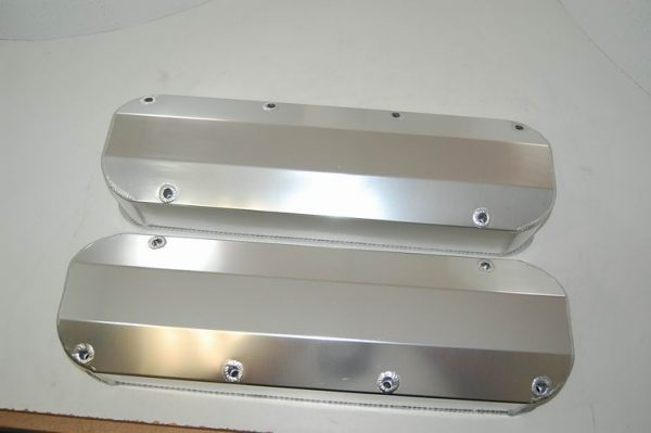 Alum fabricated bb ford 429-460 valve covers – Racing Power