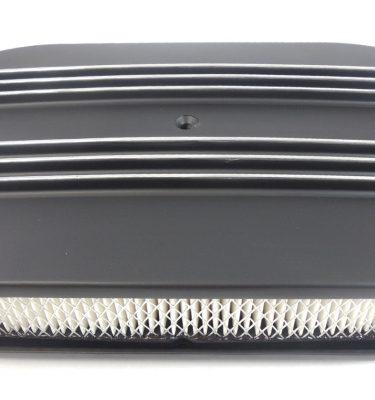 Cast Aluminum Black Oval Air Cleaner Kits