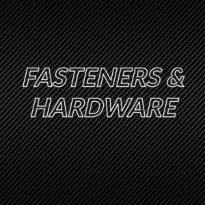 Fastners & Hardware