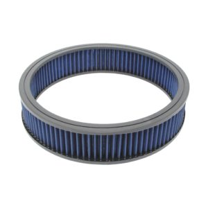 14″ Round Blue Washable Filter Element