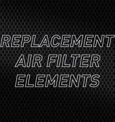 Replacement Air Filter Elements