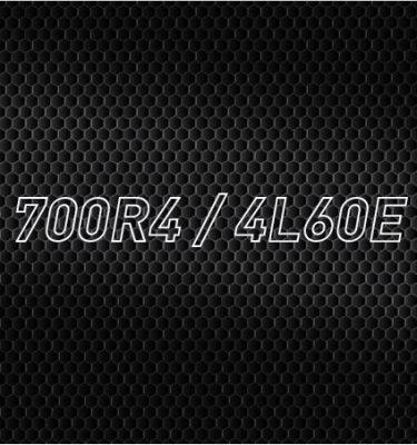 700R4/4L60E