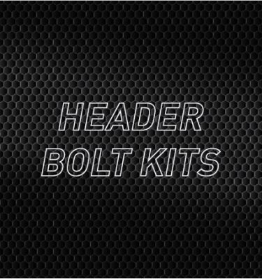 Header Bolts & Gaskets