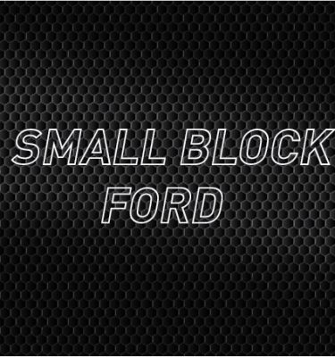 Small Block Ford