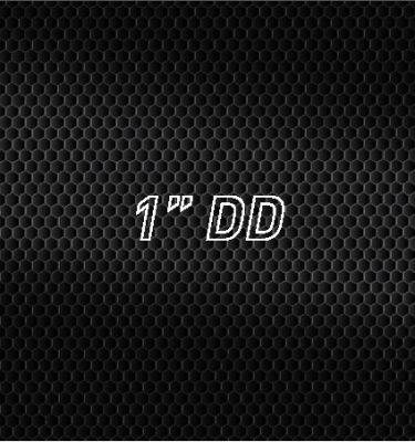 "1"" DD"
