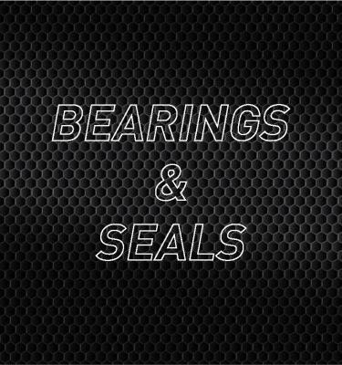 Rotor Bearings & Seals