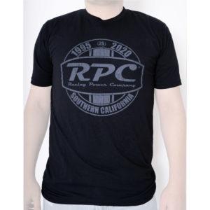 RPC 25th Year Logo Shirt