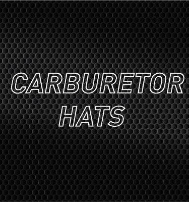 Carburetor Hat