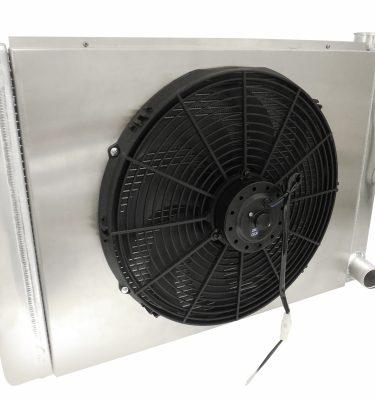 Chevy Radiator/Fan Combo – Racing Power Company