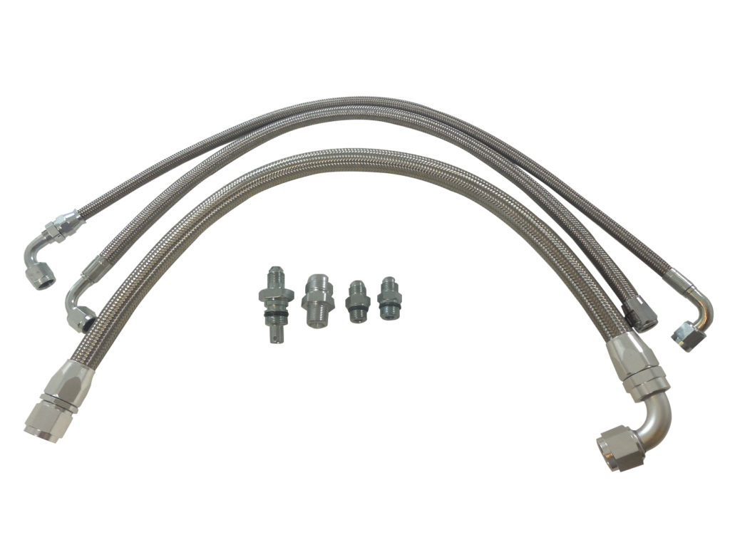 late gm power steering hose kit  u2013 racing power company