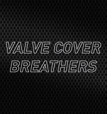 Valve Cover Breathers