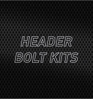Header Bolts & Gaskets