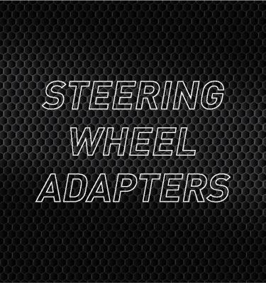 Steering Wheel Adapters
