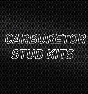 Carburetor Stud Kits