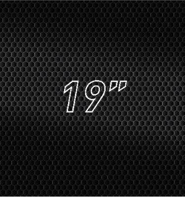 "19"" Oval"