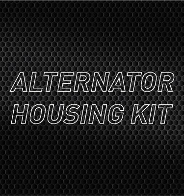 Alternator Housing Kits