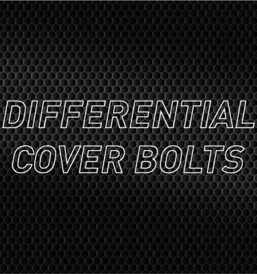 Differential Cover Bolts
