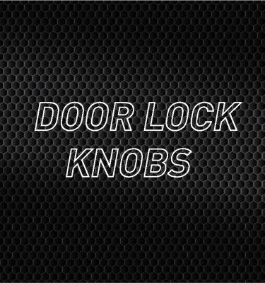 Door Lock Knobs