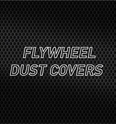 Flywheel Dust Cover