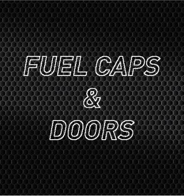 Fuel Caps & Doors
