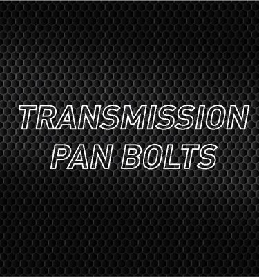 Transmission Pan Bolts